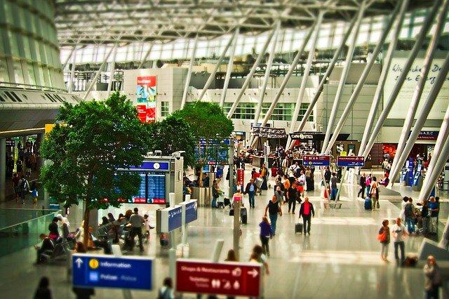 letiště terminál
