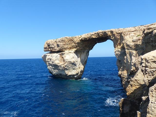 skalní formace