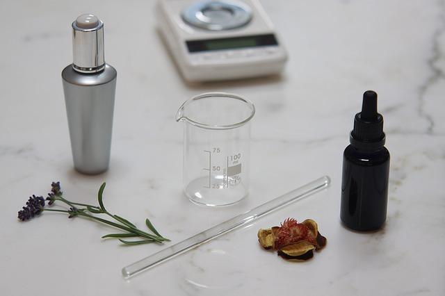skleněné míchátko