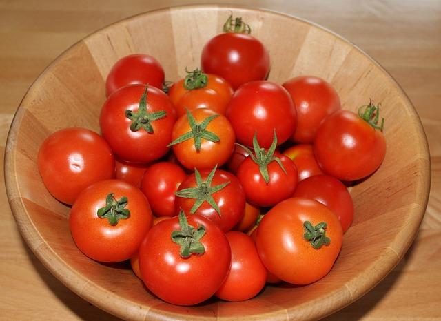miska rajčat