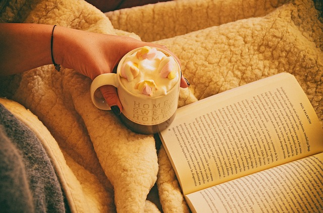 nápoj ke čtení