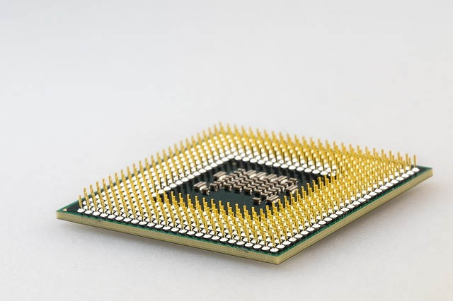 čtvercový procesor