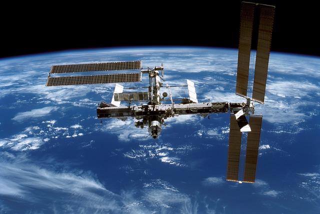 vesmírná stanice