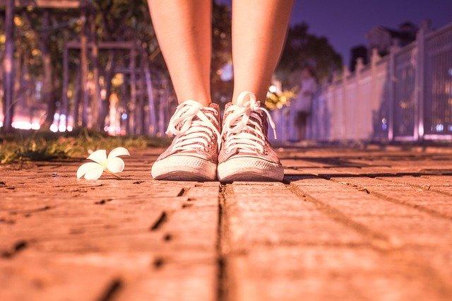 chodník